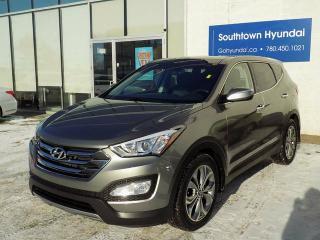 Used 2013 Hyundai Santa Fe Sport 2.0T Limited for sale in Edmonton, AB