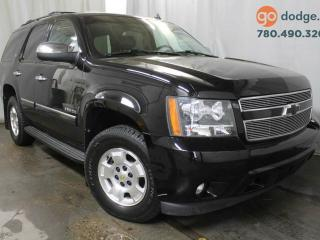 Used 2012 Chevrolet Tahoe LT 4x4 / DVD / Sunroof / Heated Front Seats for sale in Edmonton, AB