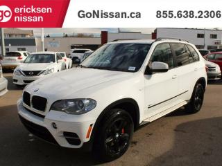 Used 2012 BMW X5 xDRIVE35I - LEATHER, PANORAMIC SUNROOF, NAVIGATION for sale in Edmonton, AB