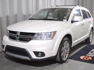 Used 2014 Dodge Journey R/T 4dr All-wheel Drive for sale in Red Deer, AB
