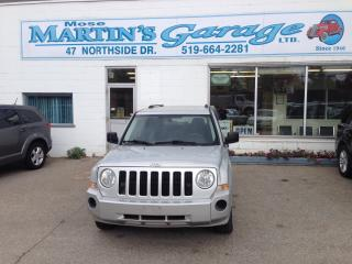 Used 2009 Jeep Patriot north for sale in St Jacobs, ON