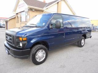 Used 2010 Ford E-150 Extended Cargo Divider Loaded ONLY 60,000KMs for sale in Etobicoke, ON