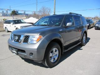 New and Used Nissan Pathfinders in Toronto ON  Carpagesca
