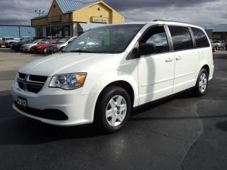 Used 2013 Dodge Grand Caravan SE Stow-N-Go 3.6L 3rd RowSeats for sale in Brantford, ON