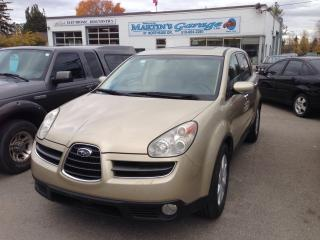 Used 2007 Subaru B9 Tribeca LTD for sale in St Jacobs, ON