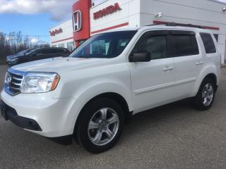 Used 2012 Honda Pilot LX for sale in Smiths Falls, ON