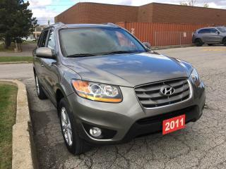 Used 2011 Hyundai Santa Fe GLS for sale in North York, ON