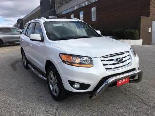 Used 2011 Hyundai Santa Fe GLS Premium NAVIGATION for sale in North York, ON