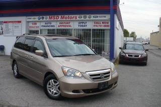 Used 2007 Honda Odyssey EX-L 8 PASSENGER for sale in Etobicoke, ON