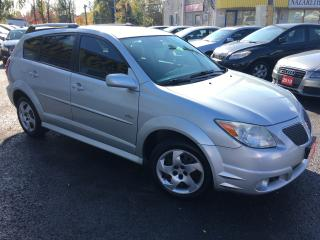 Used 2007 Pontiac Vibe LOADED/5SPEED/DRIVES LIKE NEW for sale in Scarborough, ON