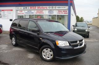 Used 2011 Dodge Grand Caravan SE STOW & GO  REAR A/C for sale in Etobicoke, ON