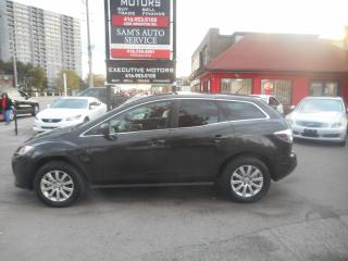 Used 2011 Mazda CX-7 GT LOADED for sale in Scarborough, ON
