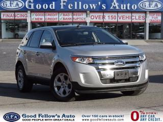 Used 2014 Ford Edge SEL MODEL, FWD, LEATHER, PAN ROOF, NAV, 6CYL 3.5L for sale in North York, ON