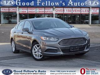 Used 2014 Ford Fusion SE MODEL, FWD for sale in North York, ON