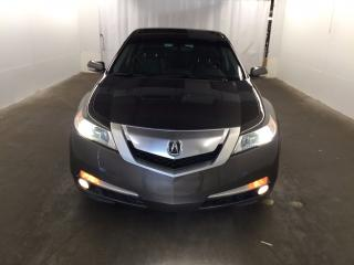Used 2011 Acura TL LEATHER SUNROOF for sale in Scarborough, ON
