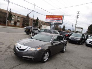 Used 2011 Acura TL LEATHER SUNROOF LUXURY !!!! for sale in Scarborough, ON