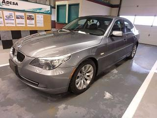 Used 2008 BMW 5 Series 535i for sale in Scarborough, ON