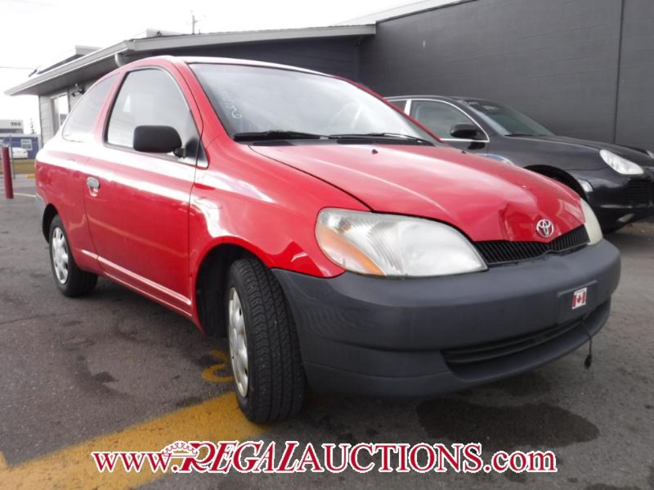 Photo of Red 2001 Toyota ECHO  2D SEDAN