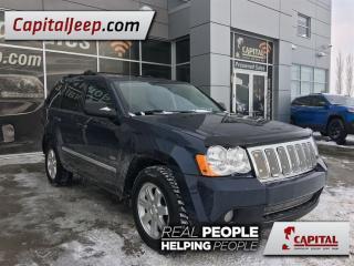Used 2010 Jeep Grand Cherokee Laredo| Leather| Sunroof| for sale in Edmonton, AB