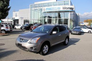 Used 2013 Nissan Rogue S AWD CVT for sale in Surrey, BC