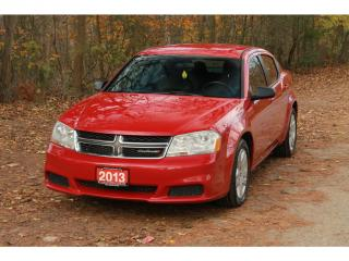 Used 2013 Dodge Avenger base for sale in Waterloo, ON