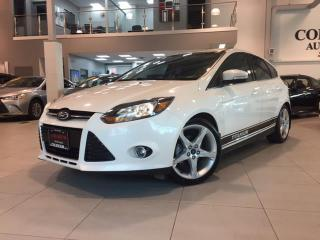 Used 2013 Ford Focus TITANIUM **LEATHER-ROOF-NAVIGATION-CAM** for sale in York, ON