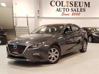 Used 2015 Mazda MAZDA3 GX-AUTO-BLUETOOTH-ONLY 49KM for sale in York, ON