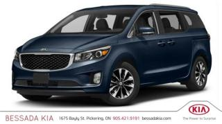 New 2018 Kia Sedona LX for sale in Pickering, ON