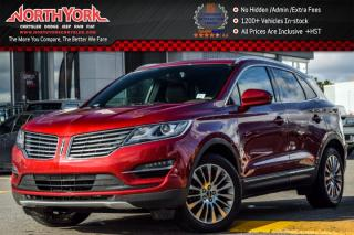 Used 2015 Lincoln MKC AWD|Nav.|Pano_Sunroof|Heat Seats|Keyless_Go|Sat|Bluetooth|BlindSpot for sale in Thornhill, ON