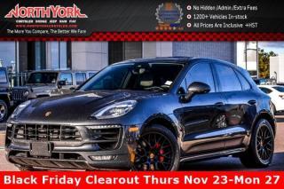 Used 2017 Porsche Macan GTS|AWD|Prem.PlusPkg|Nav.|Turbo|SportExhaust|LaneKeep|20
