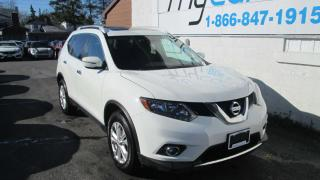 Used 2016 Nissan Rogue SV for sale in North Bay, ON