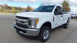 New 2017 Ford F-350 Super Duty SRW for sale in Stratford, ON
