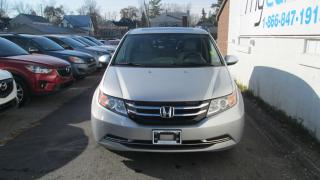 Used 2015 Honda Odyssey EX-L for sale in Kingston, ON