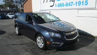 Used 2015 Chevrolet Cruze 1LT for sale in Richmond, ON