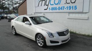 Used 2014 Cadillac ATS 2.0L Turbo Luxury for sale in Richmond, ON