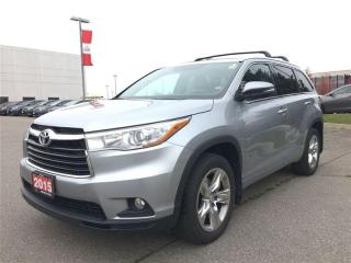 Used 2015 Toyota Highlander for sale in Brampton, ON