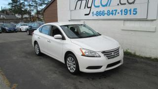 Used 2014 Nissan Sentra 1.8 SV for sale in Richmond, ON