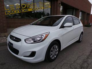Used 2016 Hyundai Accent GL ActiveEco, heated seats, bluetooth for sale in Woodbridge, ON