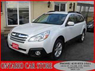 Used 2013 Subaru Outback 2.5 AWD !!!1 OWNER LOCAL ONTARIO CAR!!! for sale in Toronto, ON