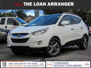 Used 2014 Hyundai Tucson GLS for sale in Barrie, ON