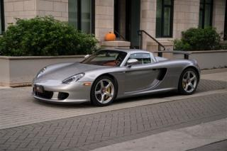 Used 2004 Porsche Carrera GT Base for sale in Vancouver, BC