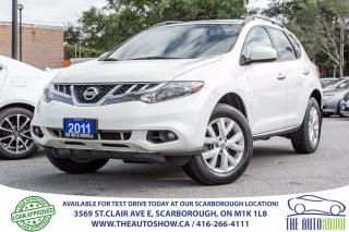 Used 2011 Nissan Murano SL AWD PanoRoof Leather BackupCam for sale in Caledon, ON