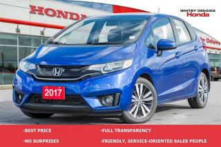 Used 2017 Honda Fit EX-L Navi for sale in Whitby, ON