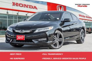 Used 2017 Honda Accord Touring V6 | Automatic for sale in Whitby, ON