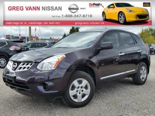 Used 2013 Nissan Rogue FWD w/keyless,sport mode,rear spoiler for sale in Cambridge, ON