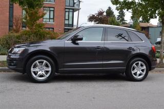 Used 2011 Audi Q5 2.0T Premium Quattro for sale in Vancouver, BC