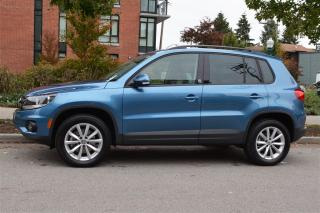 Used 2017 Volkswagen Tiguan 4Motion Wolfsburg Edition for sale in Vancouver, BC
