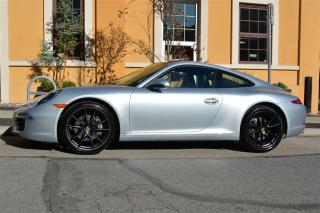 Used 2015 Porsche 911 Carrera Coupe for sale in Vancouver, BC