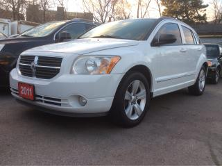 Used 2011 Dodge Caliber SXT for sale in Scarborough, ON