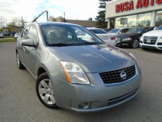Used 2009 Nissan Sentra 2.0  AUXILIARY,PL,PW,PM SAFETY E -TEST INC for sale in Oakville, ON
